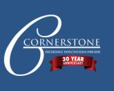 Cornerstone Builders of Southwest Florida logo tile
