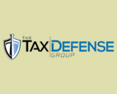 The Tax Defense Group logo tile