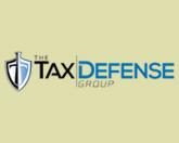 The Tax Defense Group logo tile