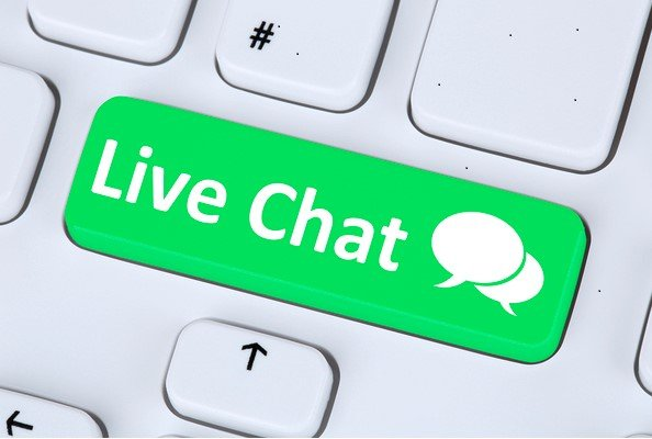 What is live chat