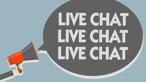 Managed live chat outsourcing