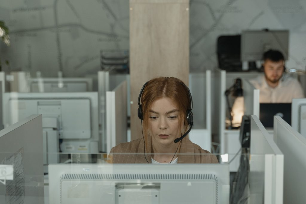 Call Center of The Future